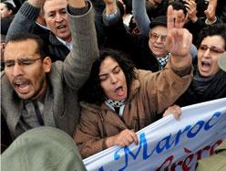 Maroc: un appel sur Facebook à manifester