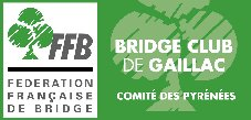 CLUB DE BRIDGE DE GAILLAC