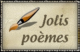 Jolis Poèmes