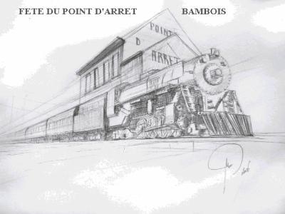 La fête du point d'arrêt  Bambois