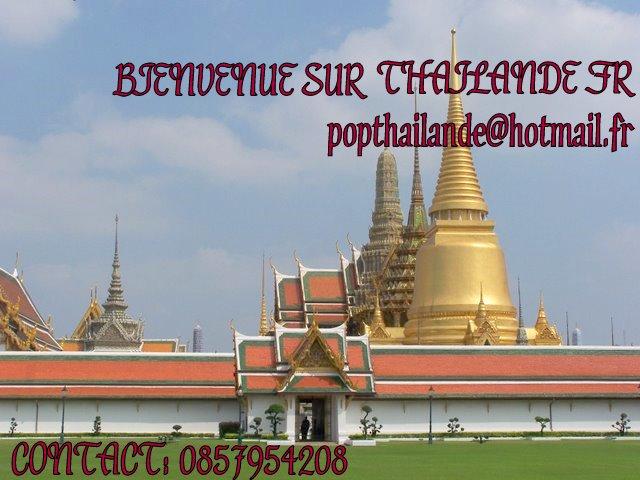 THAILANDE FR