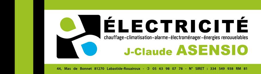 ÉLECTRICITÉ J.Claude Asensio