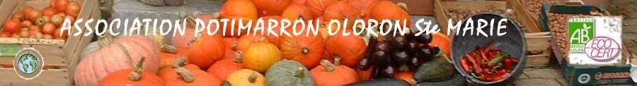 |POTIMARRON|PRODUITS BIOLOGIQUES|PROTECTION ENVIRONNEMENT|OLORON SAINTE MARIE|