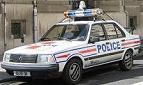 Les R 18 de la Police