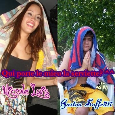 Nicole ou Gaston =)