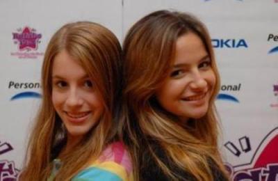 Patricia et Antonella