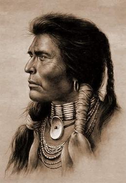 les indiens d'ameriques