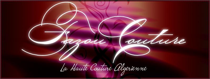 Haute Couture Algerienne