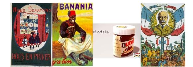 Top Y'a bon Banania (Affiche publicitaire 1) OK91