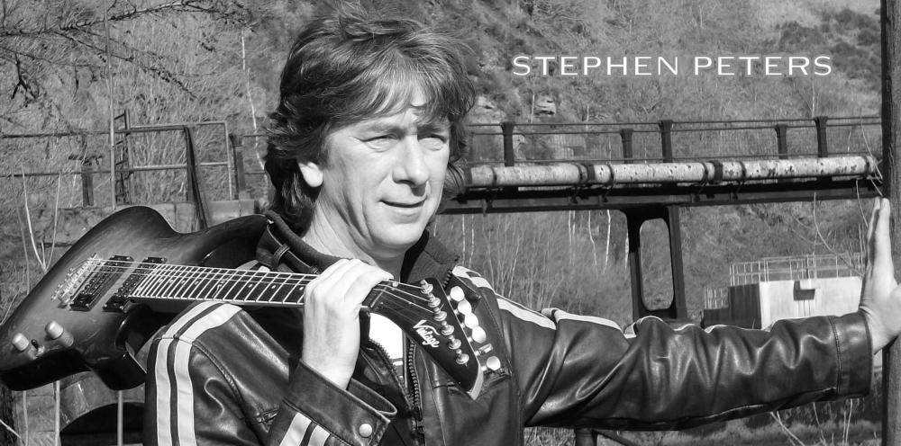 STEPHEN PETERS UN FORMIDABLE GUITARISTE