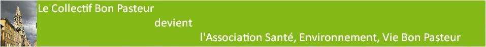 Association Santé, Environnement, Vie  Bon Pasteur