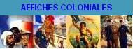 AFFICHES COLONIALES