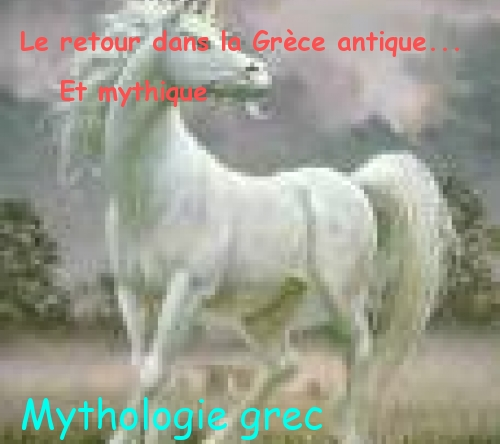 Mythologie grec