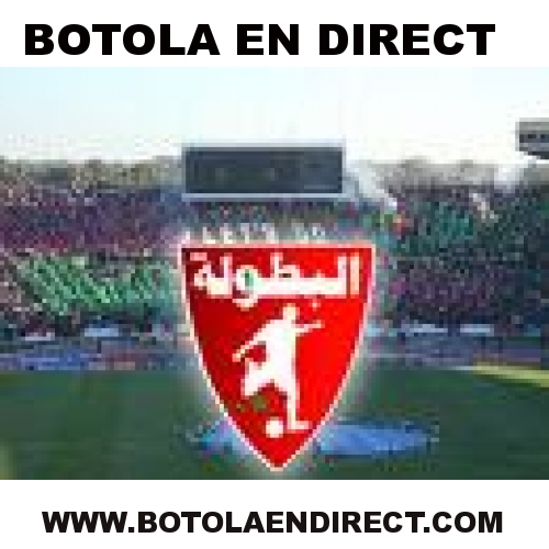 BOTOLA EN DIRECT