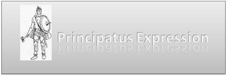 PRINCIPATUS EXPRESSION