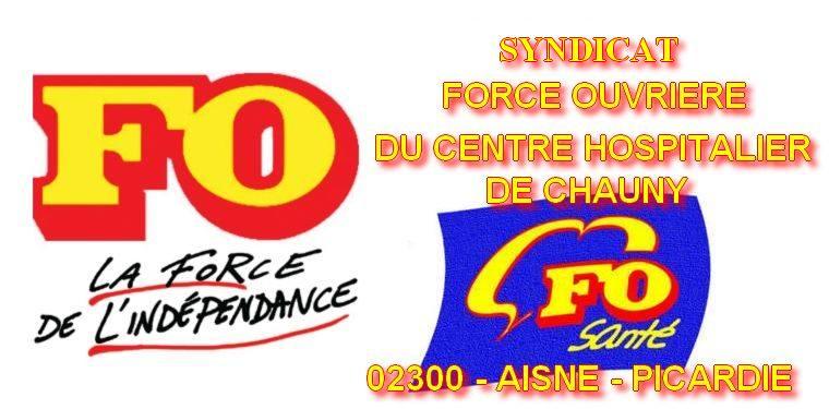 Force Ouvrière Santé Chauny 02300