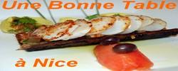 Une Bonne Table à Nice Restaurant Gastronomique sur le port de Nice Restaurant L'Âne Rouge où diner à nice meilleur resto sud co