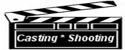 CASTING  SHOOTING film court long metrage rôle premier rôle photo defilé mode mannequin commédien actrice acteur figurant femme