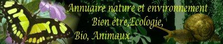 Annuaire nature et environnement