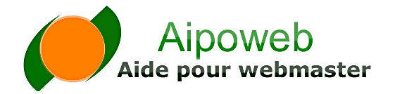 Aipoweb | Aide pour webmasters