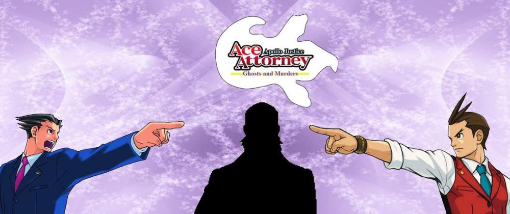 Apollo Justice Ghosts and Murders
