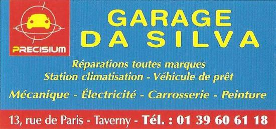 Garage da silva taverny 95 for Garage da silva