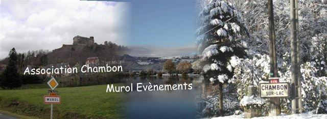 Association Chambon Murol Evènements