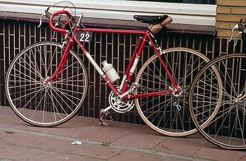 le vélo & moi