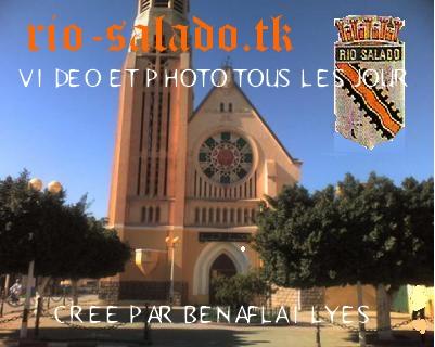 la ville de rio salado en algerie