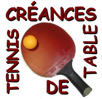 CREANCES TENNIS DE TABLE