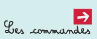 Commandes ?