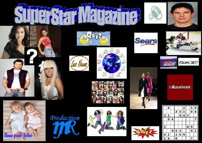 SuperStar Magazine