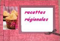 les recettes régionales