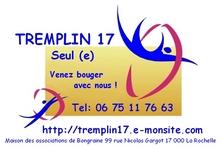 le logo de Tremplin17