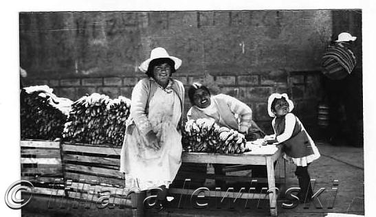 Las comerciantes de Oruro