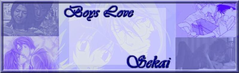 Le Monde du Boys Love