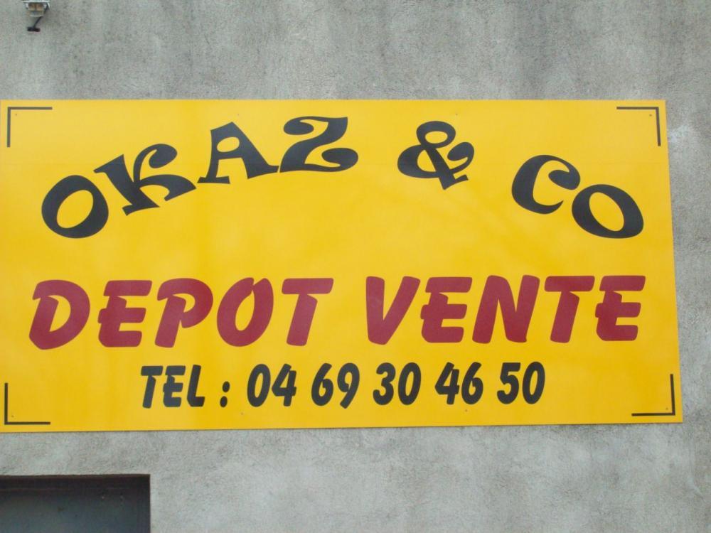 Okaz & Co Dépôt - vente