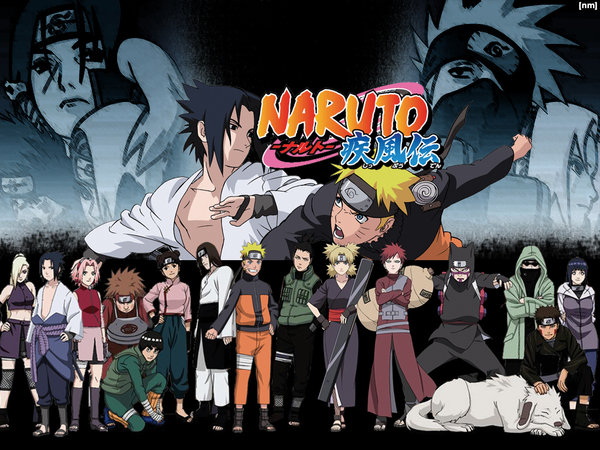 Montage Naruto