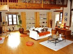 gîte et chambre d'hôtes ferme à saint hostien haute-loire auvergne près du puy-en-velay