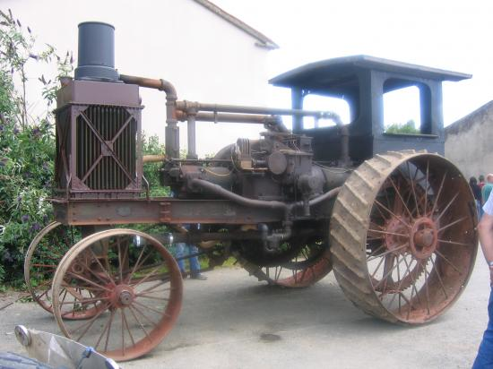 Tractoretro