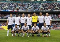 L'equipe nationale des USA