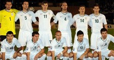 L'equipe nationale de SLOVENIE