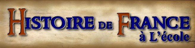 Histoire de France à l'Ecole