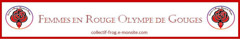 Site officiel du collectif  Femmes en Rouge Olympe de Gouges.