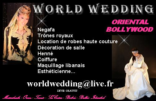 Bienvenue Sur Le Site De World Wedding