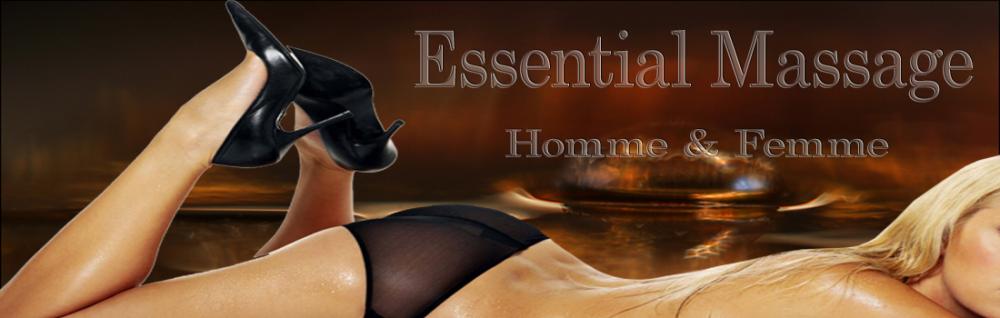 Massage à domicile Paris et île de france Essential Thérapy,boutique produits naturels