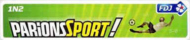 Tickets gagnant et astuces Parions Sport