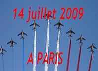 Souvenir 14 juillet 2009