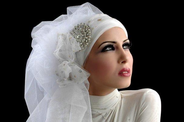 Mille Et Un Voile Pour La Mariee Musulmane