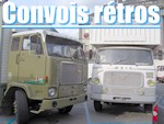Camions et Convois